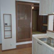 キッチン~和室
