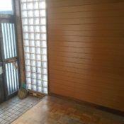 改修前 玄関ホール