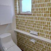 改修後 2Fトイレ